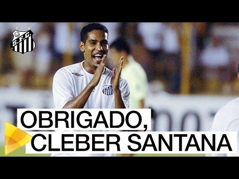 Obrigado, Cleber Santana