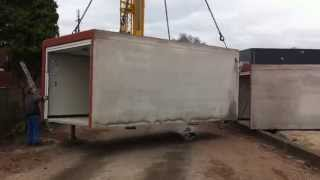 Prefab garagebox plaatsen te Almelo door Boxxen.nl