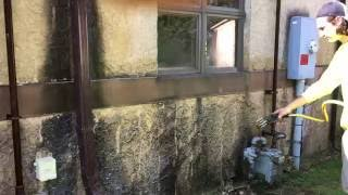 Stucco cleaning   Soft Washing   Upper Saucon   PA