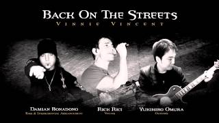 VINNIE VINCENT - Back On the Streets (cover)