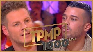 Matthieu Delormeau face à un détracteur de TPMP
