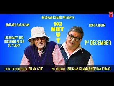 102 Not Out | Amitabh Bachchan | Rishi Kapoor | Fan-Made