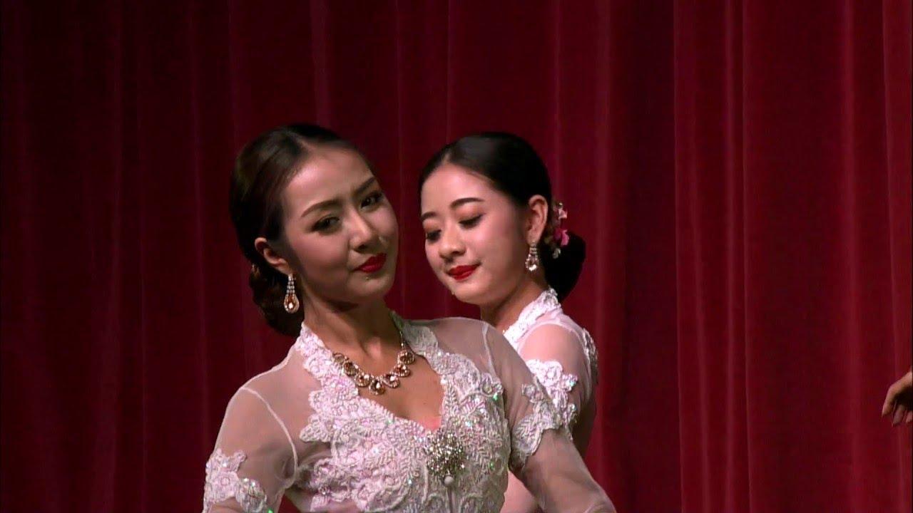 ระบำรองเง็ง Rong Ngeng Dance Thai Performance from Southern region อนุรักษ์ศิลปและดนตรี 3 จว. ภาคใต้