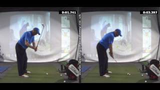 INCREDIBLE TAKEAWAY CHANGE TO HELP BACKSWING! Rick Shiels Quest Golf Academy