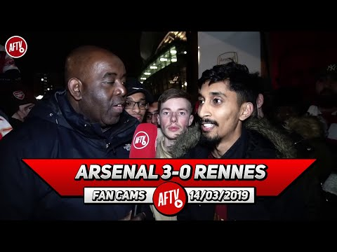 Arsenal 3-0 Rennes | Maitland-Niles Was Playing Like Cafu!