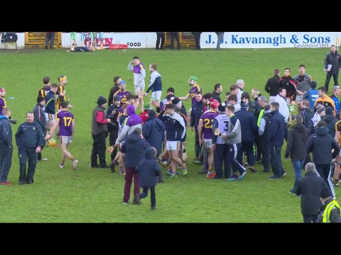 Walsh Cup Final- Kilkenny v Wexford