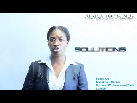 Africa Investment Banking -The Requirements
