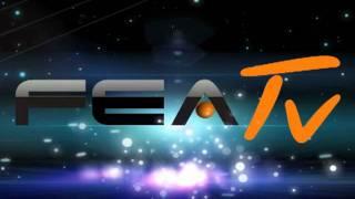 Заставка для телеканала FEATV