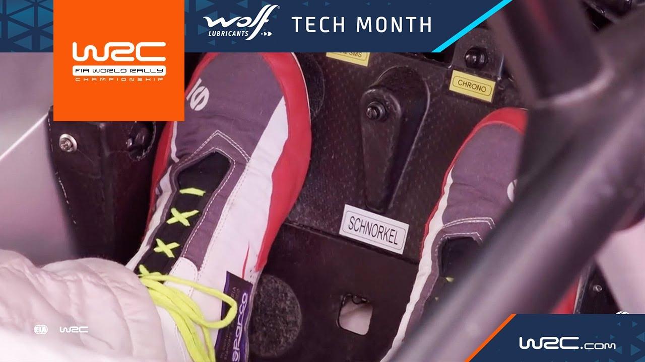 WRC Tech Month 2020: WATER FLAP