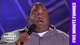 Download Lavell Crawford⎢The World Gone Crazy⎢Shaq's Five Minute Funnies⎢Comedy Shaq Mp3 and Videos