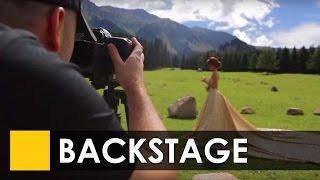 Самая красивая Love story! Backstage от Студии Сентябрь (Свадьба, свадебное видео)