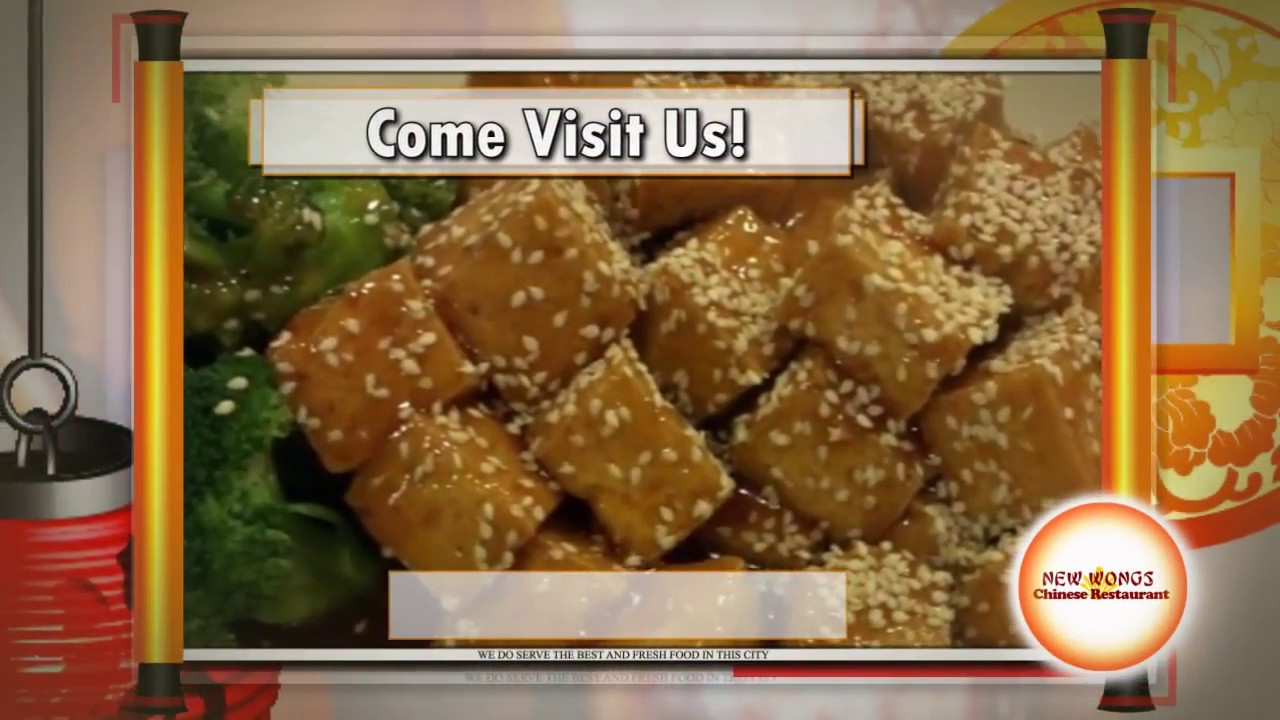 New Wong\'s Chinese Restaurant - Wickliffe, OH - YouTube