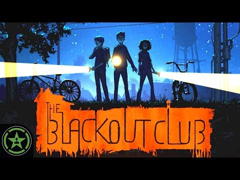 Want Some Chocolate? - The Blackout Club | Lets Play