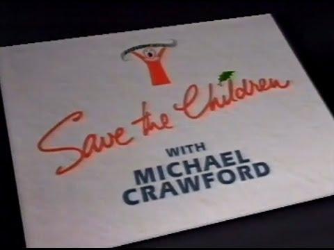 Save The Children Christmas - Michael Crawford (1988 ITV)