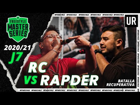 RC vs RAPDER