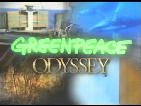 Greenpeace Odyssey - Kyoto 1997