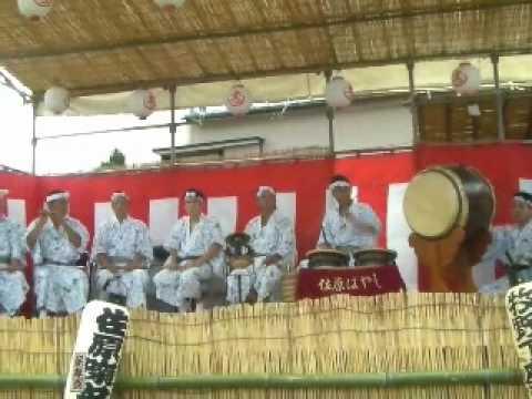 2010718 牧野下座連 佐原の大祭