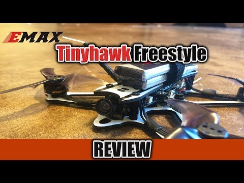 Emax Tinyhawk Freestyle - Review - The Best Tinyhawk Yet? Banggood 13th Anniversary Sale!
