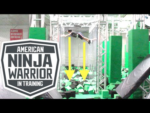 👊🏃HILARIOUS KIDS AMERICAN NINJA WARRIOR FAILS | AMERICAN NINJA WARRIOR TRAINING | ANW | DYCHES FAM
