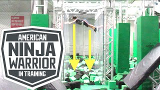 👊�HILARIOUS KIDS AMERICAN NINJA WARRIOR FAILS | AMERICAN NINJA WARRIOR TRAINING | ANW | DYCHES FAM