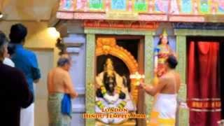 Day 1 Pillaiyar Kathai 2015 At Sri Raja Rajeswari Amman Temple, Stoneleigh,UK 26-11-2015