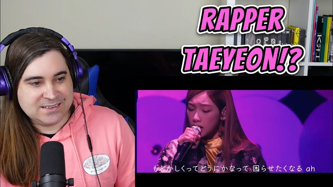 "Taeyeon Tuesday!   Reacting to ""Sorrow & I Do"" live!"