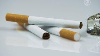 видео Месяц без курения в кафе и ресторанах