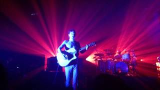 Biffy Clyro - Skylight @ Ancienne Belgique Brussels 17/02/13