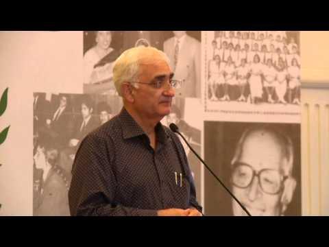 Salman Khurshid's speech at DPS World Foundation inaugural ceremony
