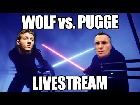 LIVESTREAM - 18 UHR SONNTAG - Christian Wolf vs. Daniel Pugge