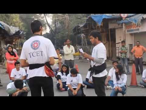 Technology As A Barrier To Childhood - Street Play By TCET NSS