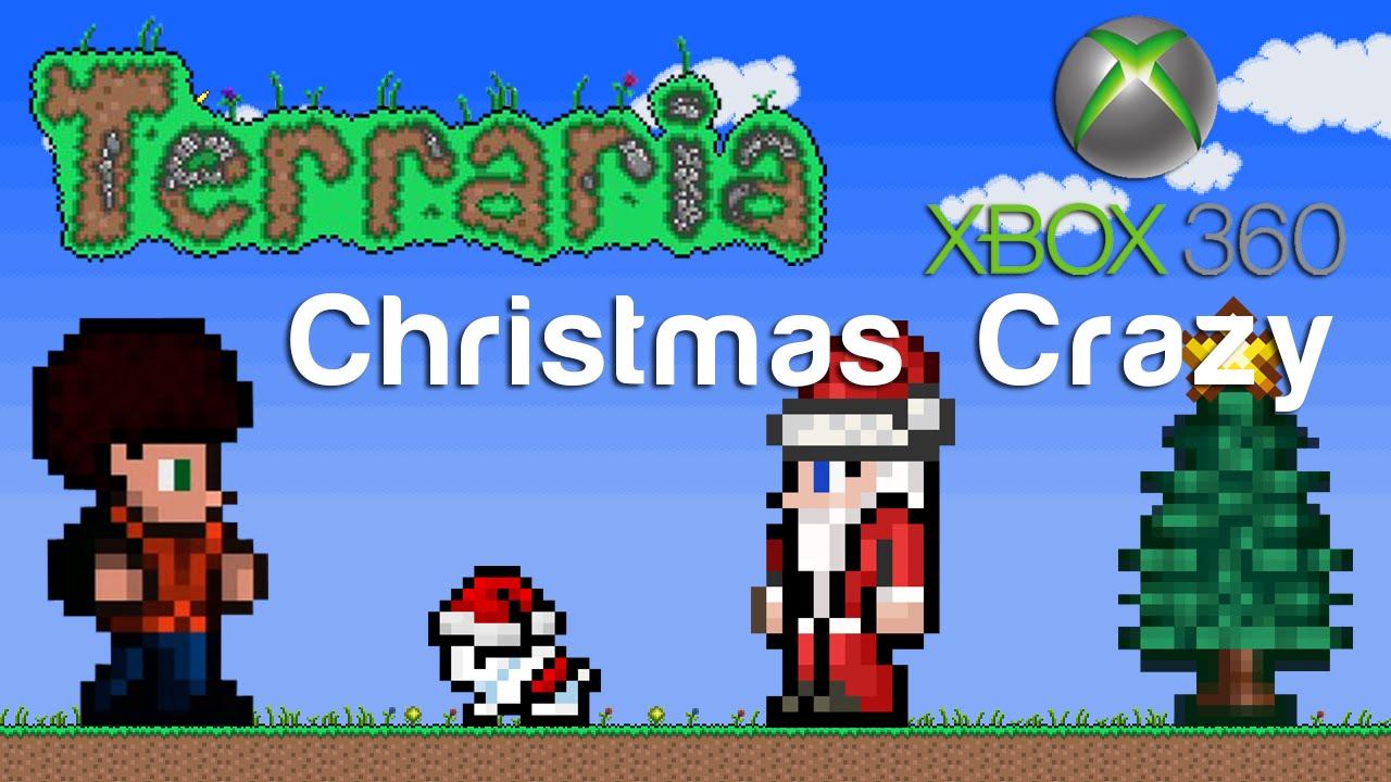 Terraria Xbox – Christmas Crazy [93]