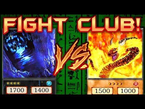 Yugioh Fight Club #9 - PYRO BURN DECK vs ATLANTEANS (Competitive Yugioh) S2E9/w Xylophoney