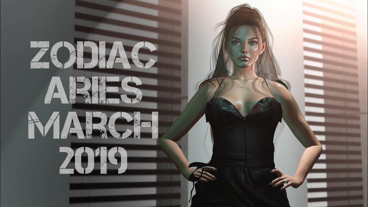 Zodiac Aries – March 2019 – StrawberrySingh com