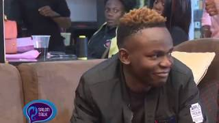#SalonTalk: I Decided to Join Music After S.6 - Singer John Blaq