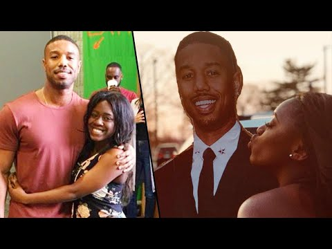 Michael B. Jordan Surprises Teen Who Took Cardboard Cutout of Him to Prom