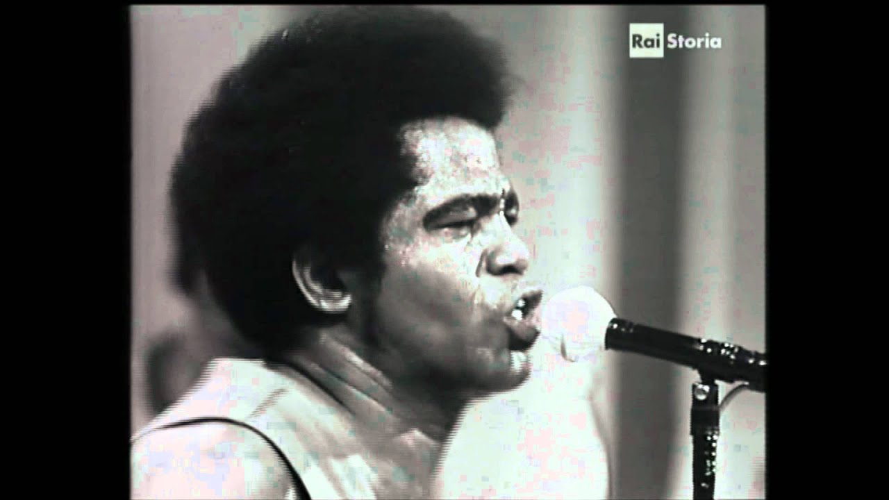 画像: JAMES BROWN Sex Machine 1971 www.youtube.com