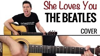 She Loves You Guitarra Cover The Beatles DEMO