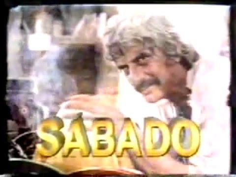 Chamada - Se Segura Malandro - Cinema Nacional - TV Manchete -1992