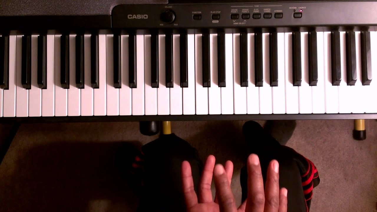 learn how to play imagine on the piano