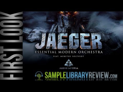 First Look: Jaeger - Essential Modern Orchestra by Audio Imperia