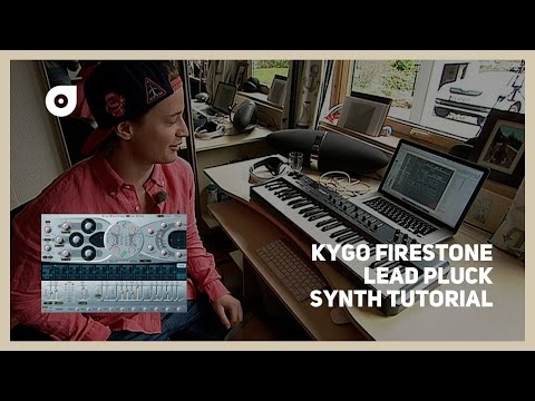 How to make a Kygo Firestone pluck synth