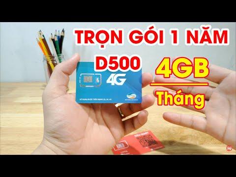 Review SIM Viettel DCOM 4G D500 Trọn Gói 1 Năm Không Cần Nạp Tiền