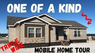 Nicest Mobile Home I have ever been in! 48x66 3 bedroom 2 bath by Platinum Homes | Home Tour