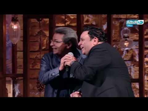 Mohamed Fouad - Kamanana | رقص محمد فؤاد ومحمود سعد علي كامننا في الأستوديو!