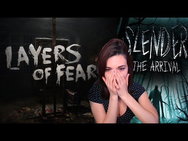 Scary Games while being Drunk?!