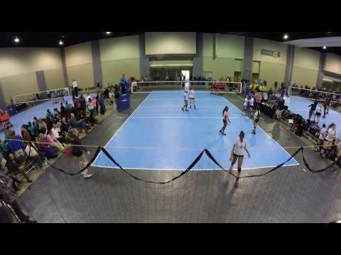 NCVA18C vs NVVA 17 18 Select   Game 1