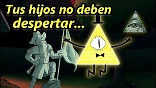 Gravity Falls es ORO PURO...