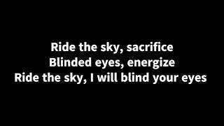 Pagan´s Mind - Alien Kamikaze lyrics