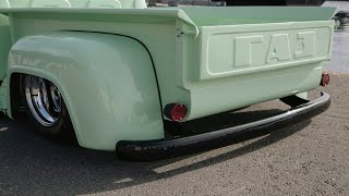 Мужик собрал невероятный пикап ГАЗ-Ф153 V8 с АКПП